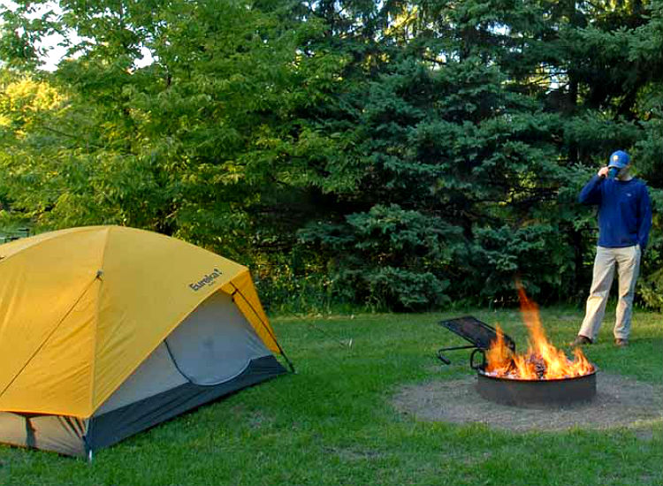 Campsite Reservations Made Easy Online